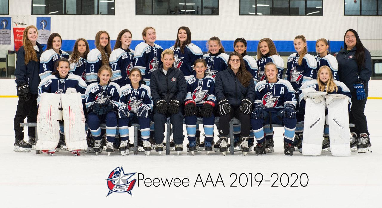 Peewee AAA 2019-20