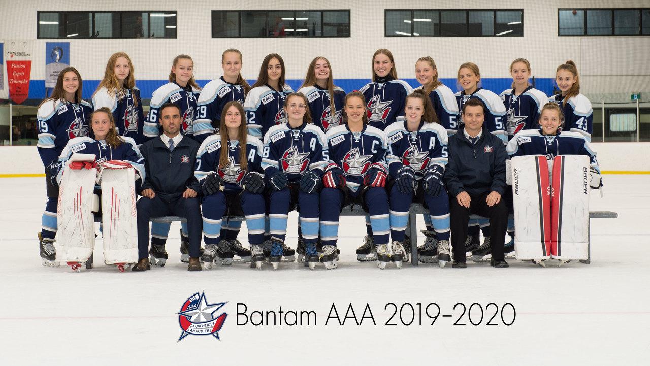 Bantam AAA 2019-20