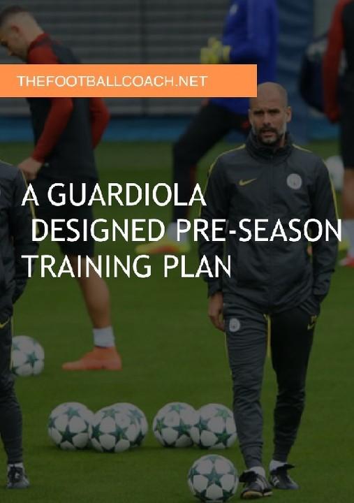 Guardiola Pre Season ebook