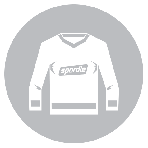 Dek hockey logo