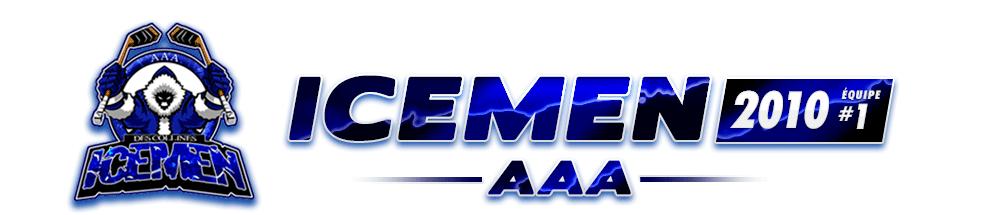 Icemen 2010 - équipe 1