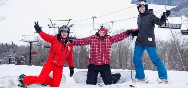 Notre Programme de Ski Nautique