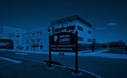 École secondaire<br/>Saint-Jean-Eudes