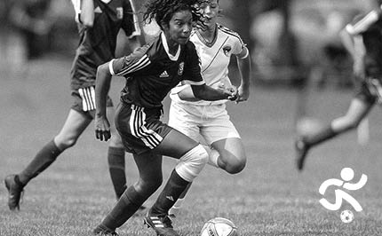Soccer féminin