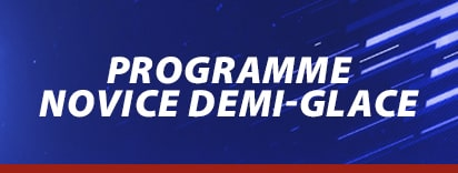 ProgrammeNoviceDemi-glace