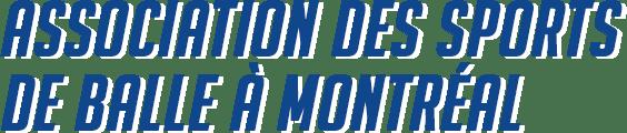 Association des sports de balle à Montréal