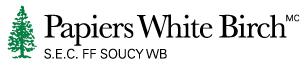 Papiers White Birch FF Soucy