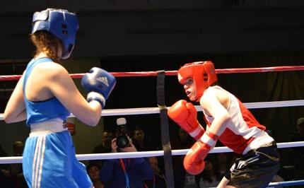 Boxe olympique