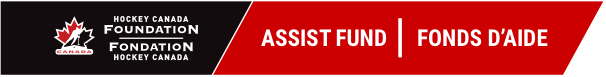 Logo Hockey Canada Assist Fund