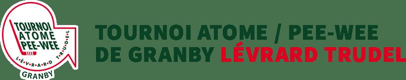 Tournoi ATOME PEEWEE Lévrard Trudel Granby
