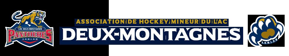 A.H.M.L.D.M.: Association de Hockey Mineur du Lac des Deux-Montagnes