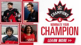 Ambassadeur de Hockey Canada