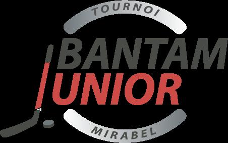 Logo tournoi bantam Junior de Mirabel