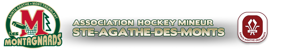 Association du hockey mineur de Ste-Agathe-des-Monts