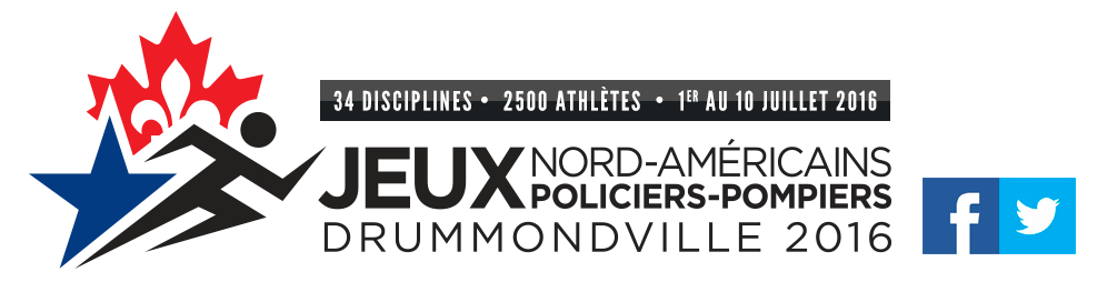 Jeux Nord-Américain Policiers et Pompiers