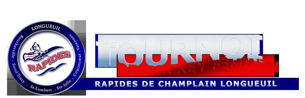 Tournoi de Hockey Féminin Rapides de Champlain