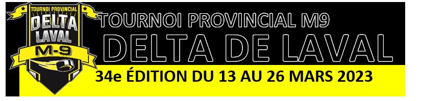 Tournoi Provincial de Hockey Novice des Delta de Laval