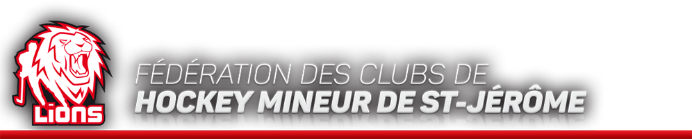 Fédération des Clubs de Hockey Mineur de St-Jérôme