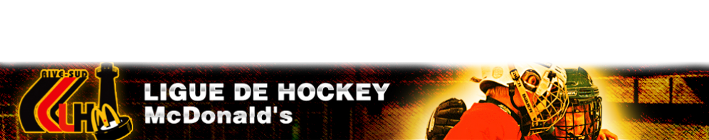 LMDRS: Ligue de hockey McDonald's rive sud