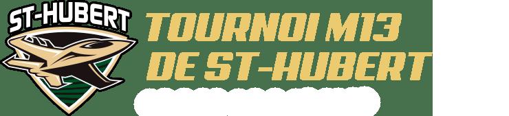 Tournoi Pee-Wee de St-Hubert