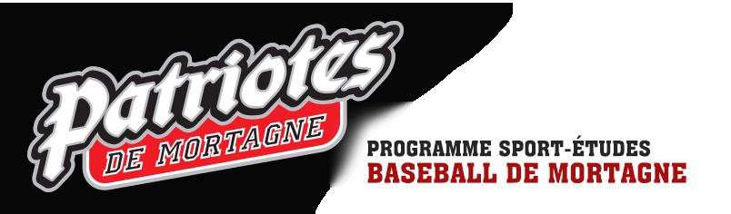 Programme Sport-Études Baseball de Mortagne